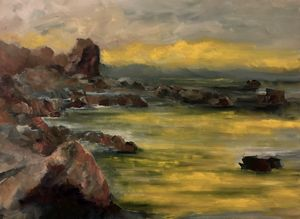 Rocks at Muir