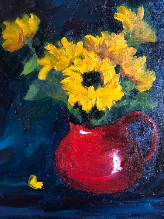 Spring time - Ramya Oil Paintings