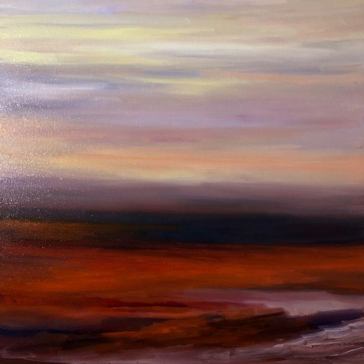 Transition - Ramya Oil Paintings