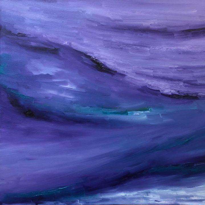 Flow - Ramya Oil Paintings