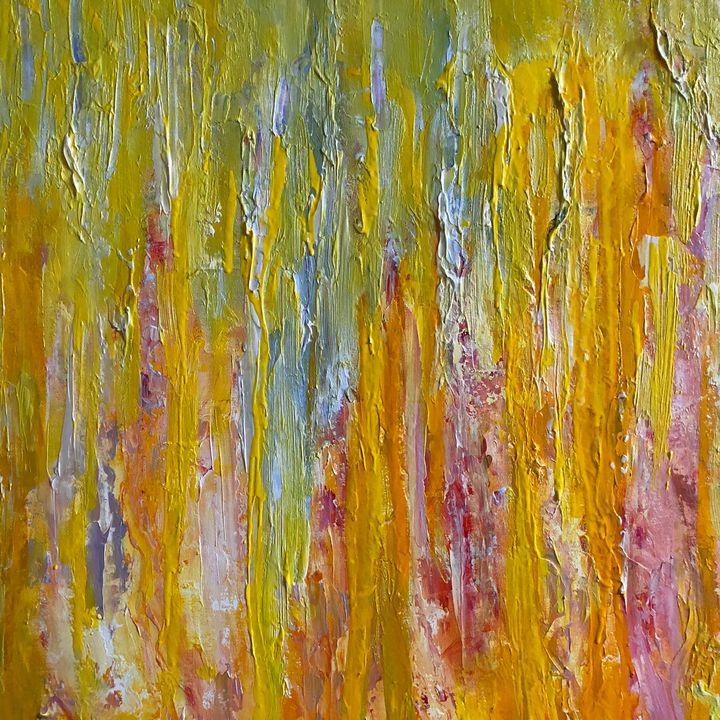 Inner Glow - Ramya Oil Paintings