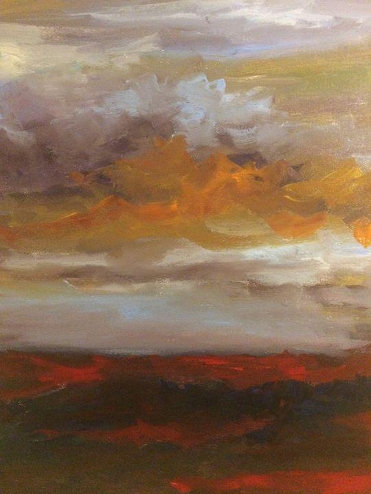 Morning 1 - Ramya Oil Paintings