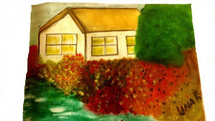 Little House on the Stream - Lina Roseli
