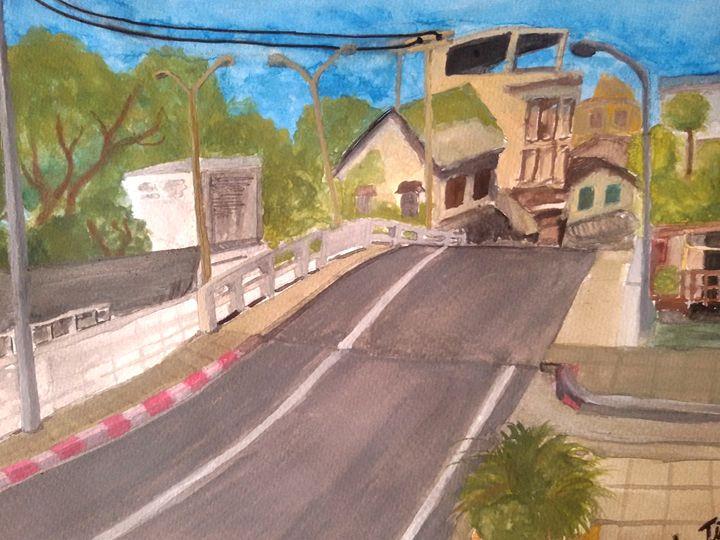 The old town - MariaArtGal