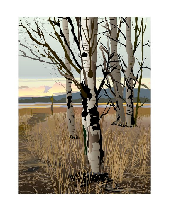 Conboy Lake Wildlife Refuge - Christine Rains
