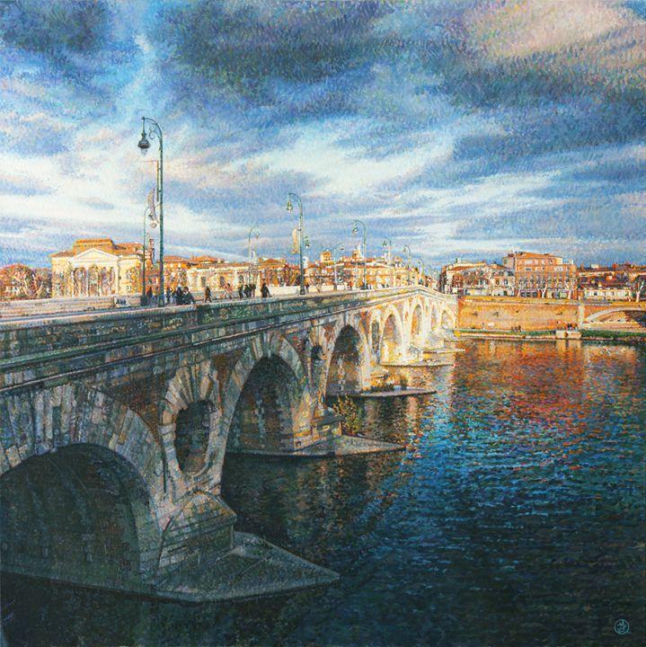 Le Pont-Neuf - Christophe Giral