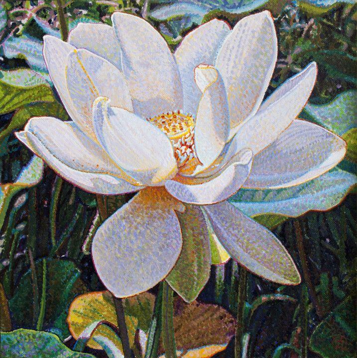 Fleur d'eau - Christophe Giral