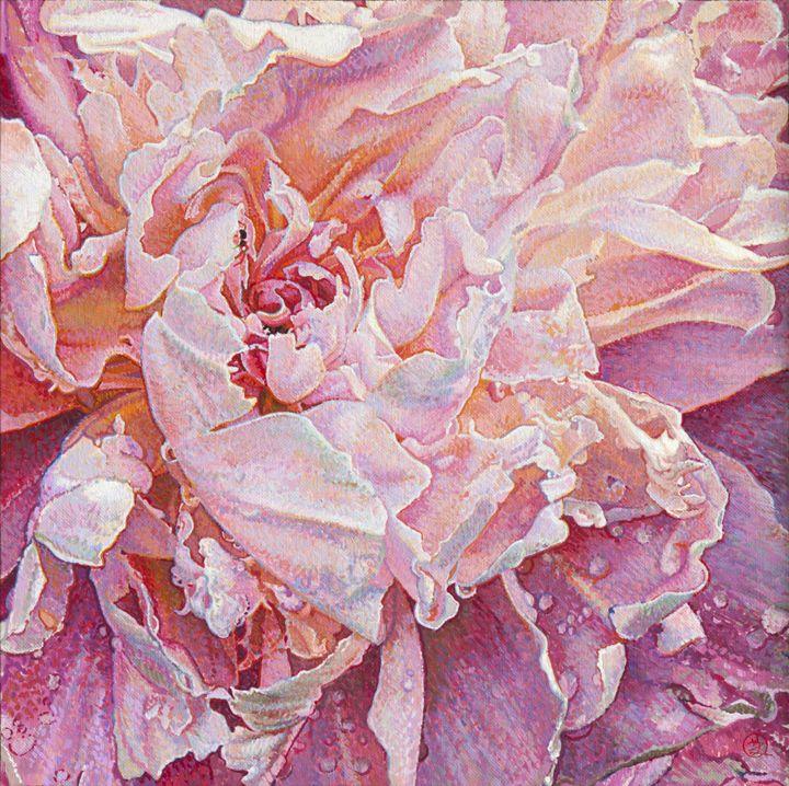 Fleurs de Printemps-Spring Flowers - Christophe Giral