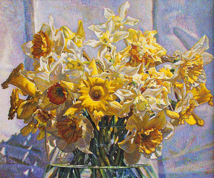 Abondance Florale-Floral Abundance - Christophe Giral