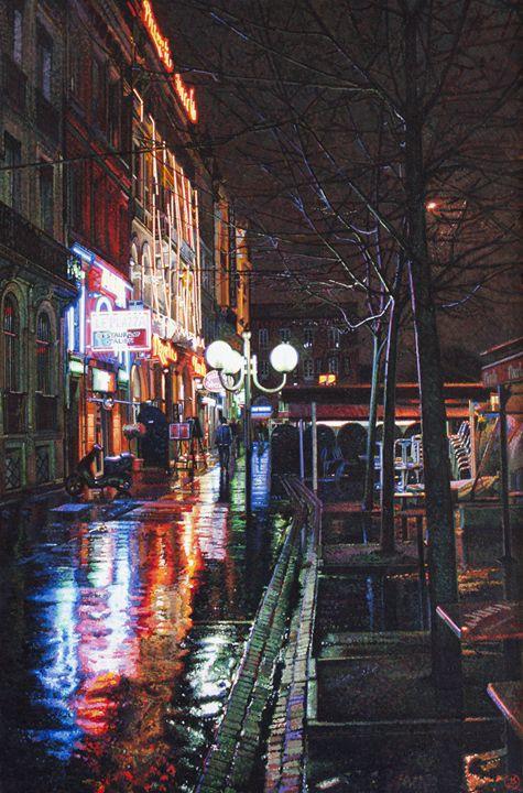 Nuit lumineuse - Bright Night - Christophe Giral