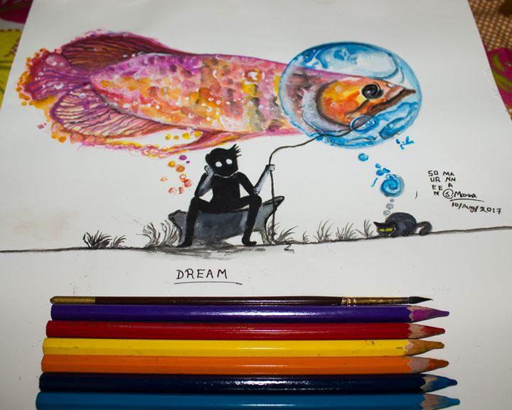 Dream - soureen's Art