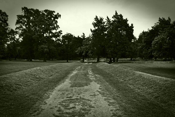 Jamestown Dirt Road - Edgar Vilhelm
