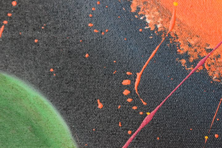 Painting XVI - Tarso Galvão