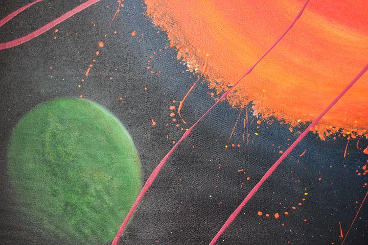 Painting XV - Tarso Galvão
