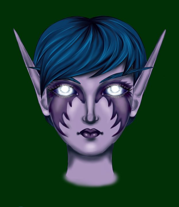 Night Elf - Kleo K