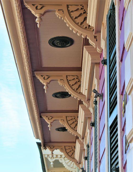 Details architectural French Corner - R.artwork