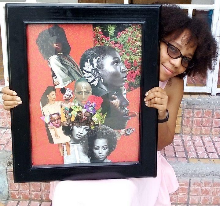 The ladies - R.artwork