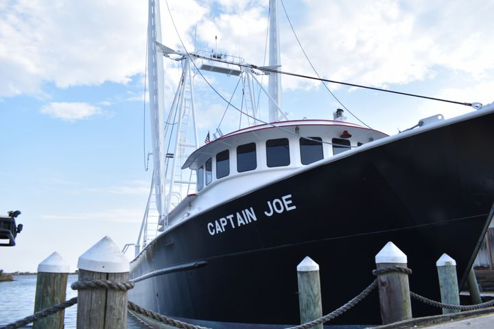Captain Joe - Imagination Artwork by Alex Howell