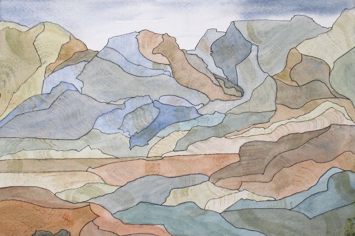 Mountain Regions - Sbari