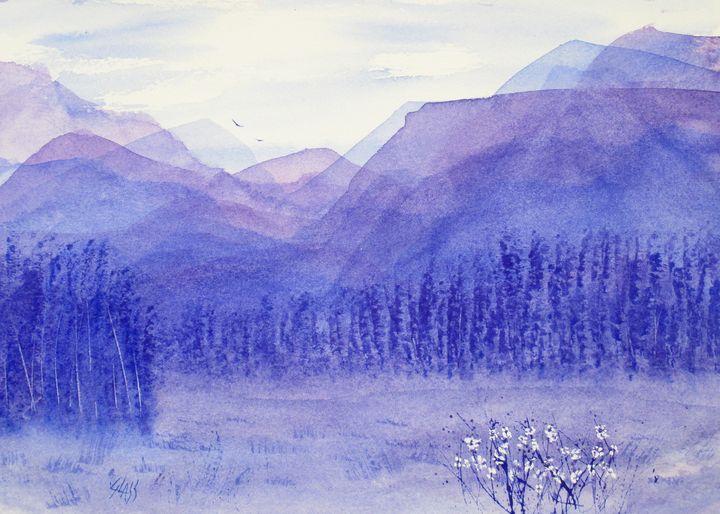 Ghost Mountains Valley - Sbari