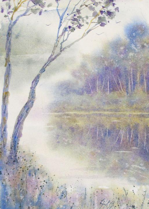 Peaceful Gloom - Sbari