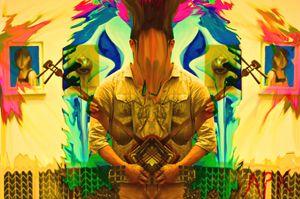 """Isana Spirit"" - Andrew Paul Kerr"