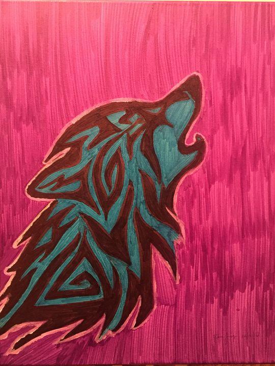 Howling wolf - Jauregui