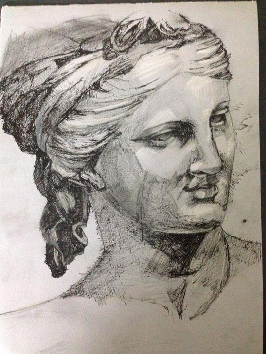 Aphrodite - Eleftheria neti