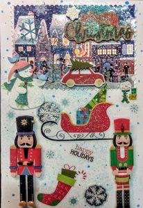 Custom Christmas cardz