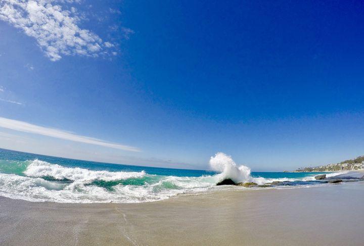 Color Explosion - Laguna Beach Colors