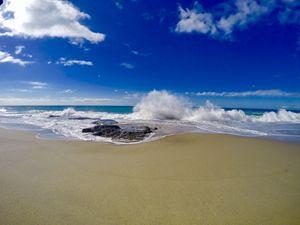 Sand meet Sea
