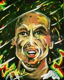 Bob Marley 16x20 MTO Painting