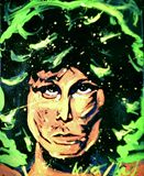 Jim Morrison 16x20 The Doors