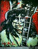 Slash 16x20 MTO Painting Guns N Rose