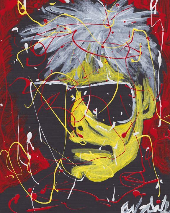 Warhol - WesleyWalkerFineArt