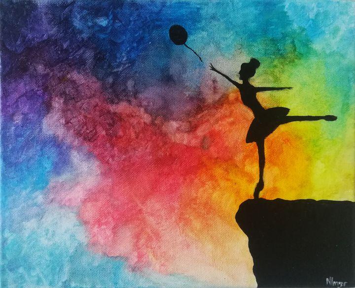 La danse des couleurs - Nlmzr