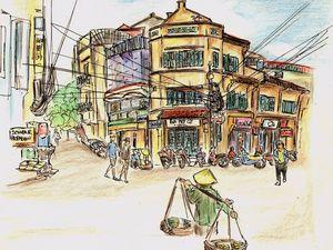 Ta Hien - Beer Corner in Hanoi