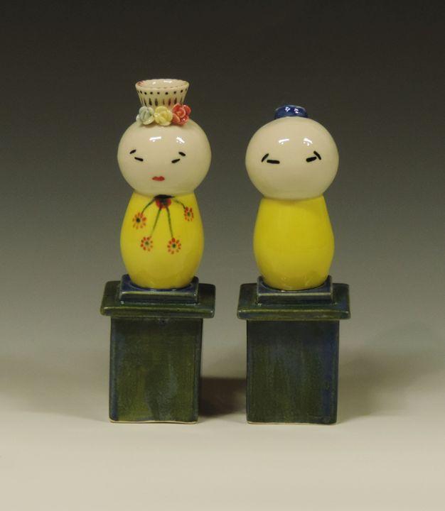 Couple 4 - Ceramics by JOCL