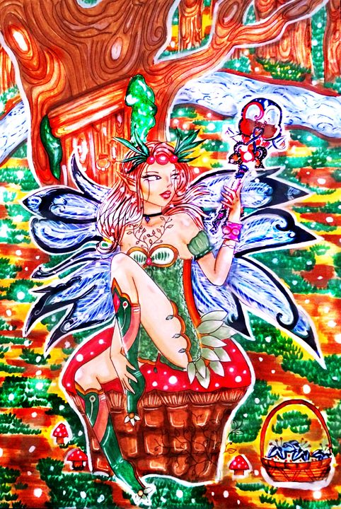 Fairy - Aurora