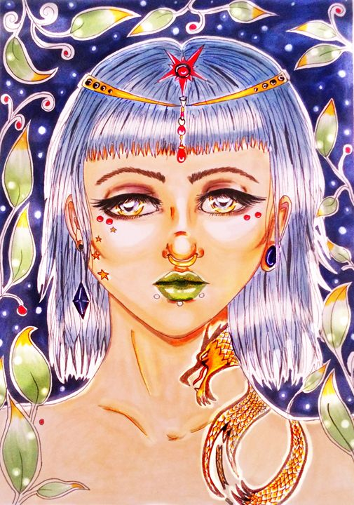 Dream lady - Aurora