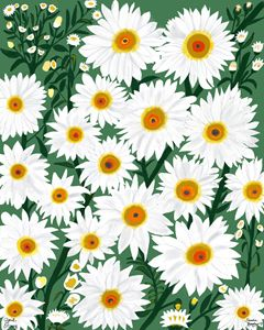 April, Daisy