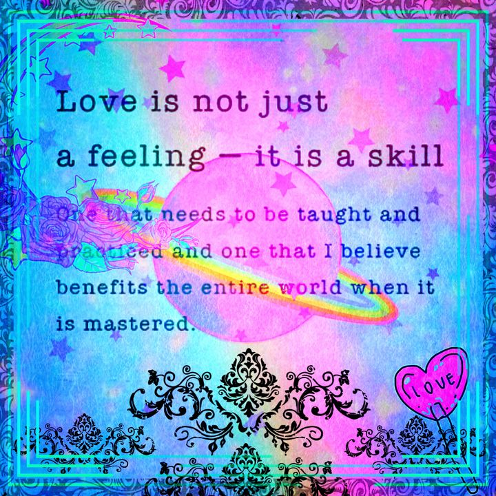 love is - MickArt
