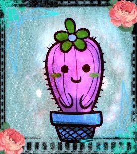 cactus cutie - MickArt