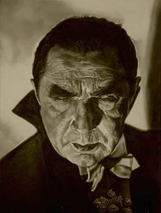 Bela Lugosi is Dracula - Carnival of souls