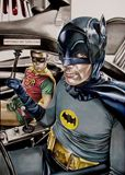 Batman &Robin