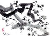 Original Sumi-e Painting