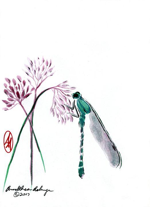 Dragonfly - Aelwyn Studios