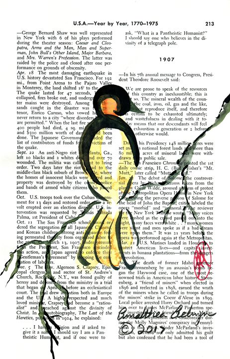 Bird On A Branch - Aelwyn Studios