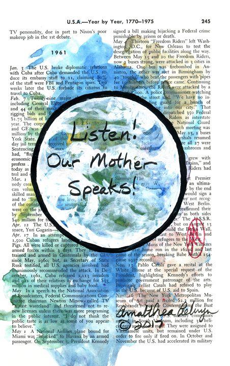 Mother Speaks - Aelwyn Studios
