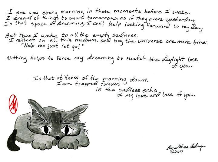 Morning Mourning - Aelwyn Studios